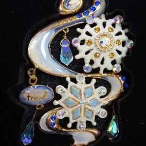 Treasure Tree Enesco Friend Christmas Orrnament 07